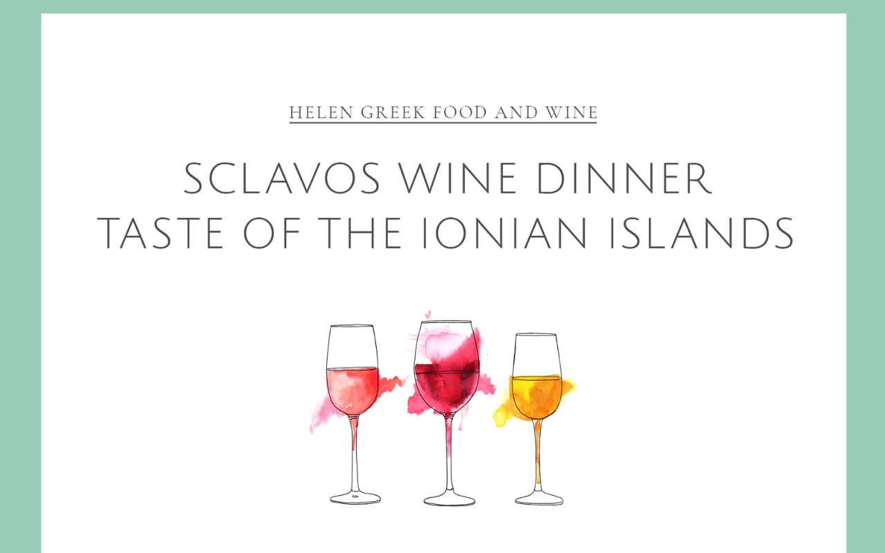 Text and watercolor of wine glasses