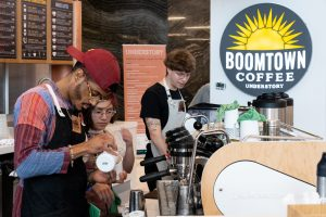 Boomtown Coffee at Understory