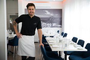Chef Kevin d'Andrea of La Villa