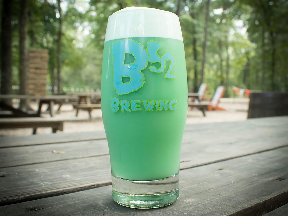 B-52's Szechuan Sauce beer