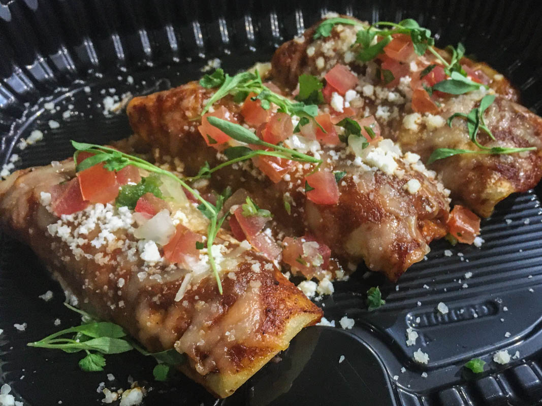 Killen's In The Heights' Brisket Enchiladas