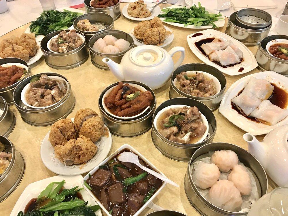 Dim Sum at Crown Seafood