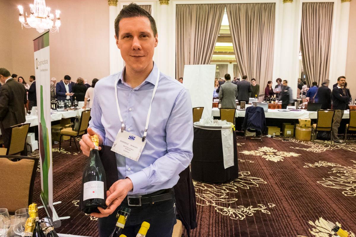 2018 Taste of Italy exhibitor