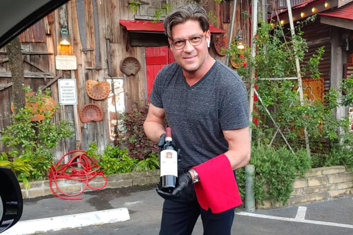 federico cavatore curbside sommelier