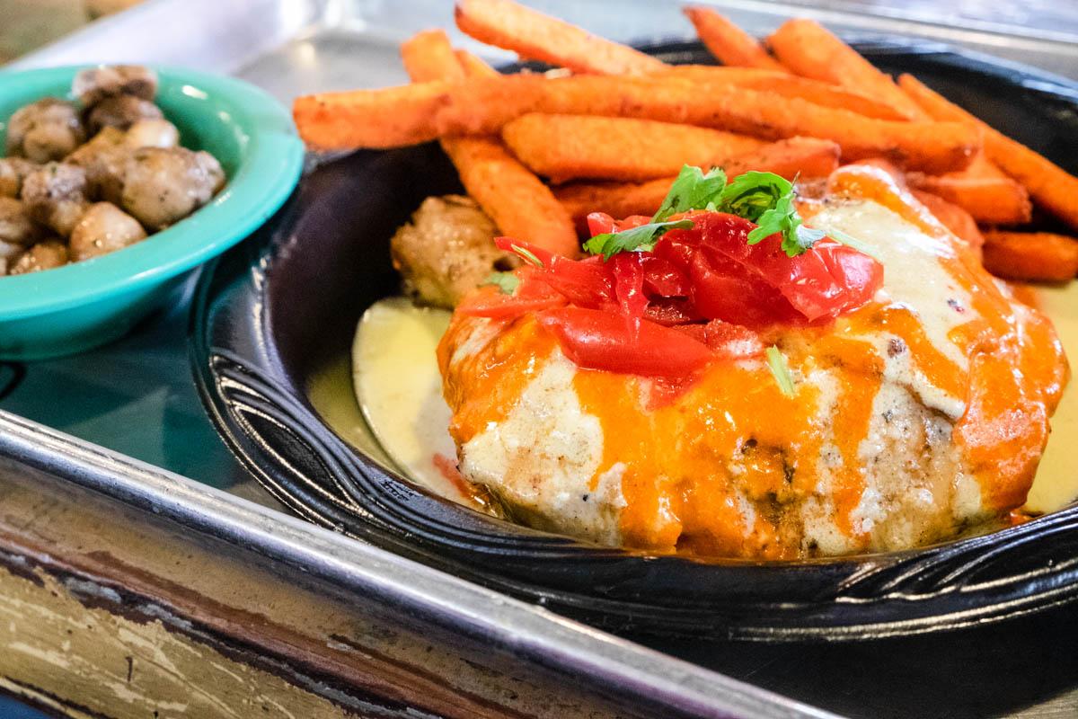 Peri Peri Chicken at Peli Peli Kitchen