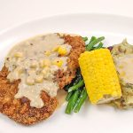 Chicken Fried Ribeye from Click Virtual Food Hall