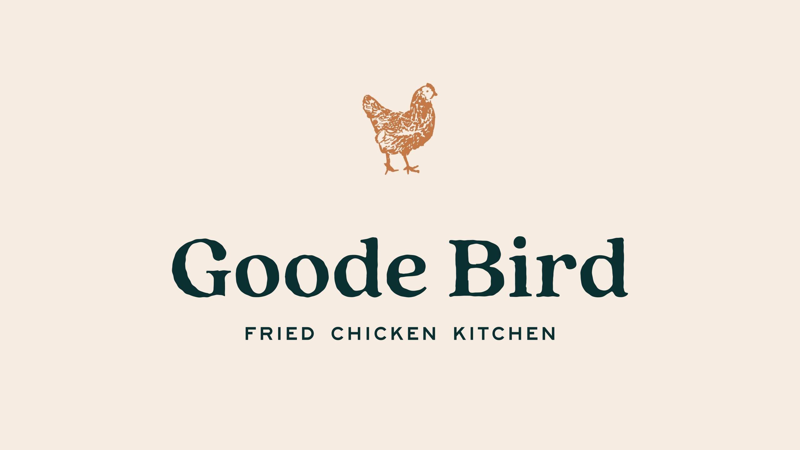 Goode Bird logo