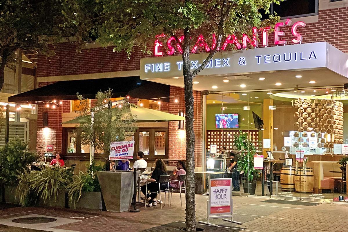Escalente's in Sugar Land