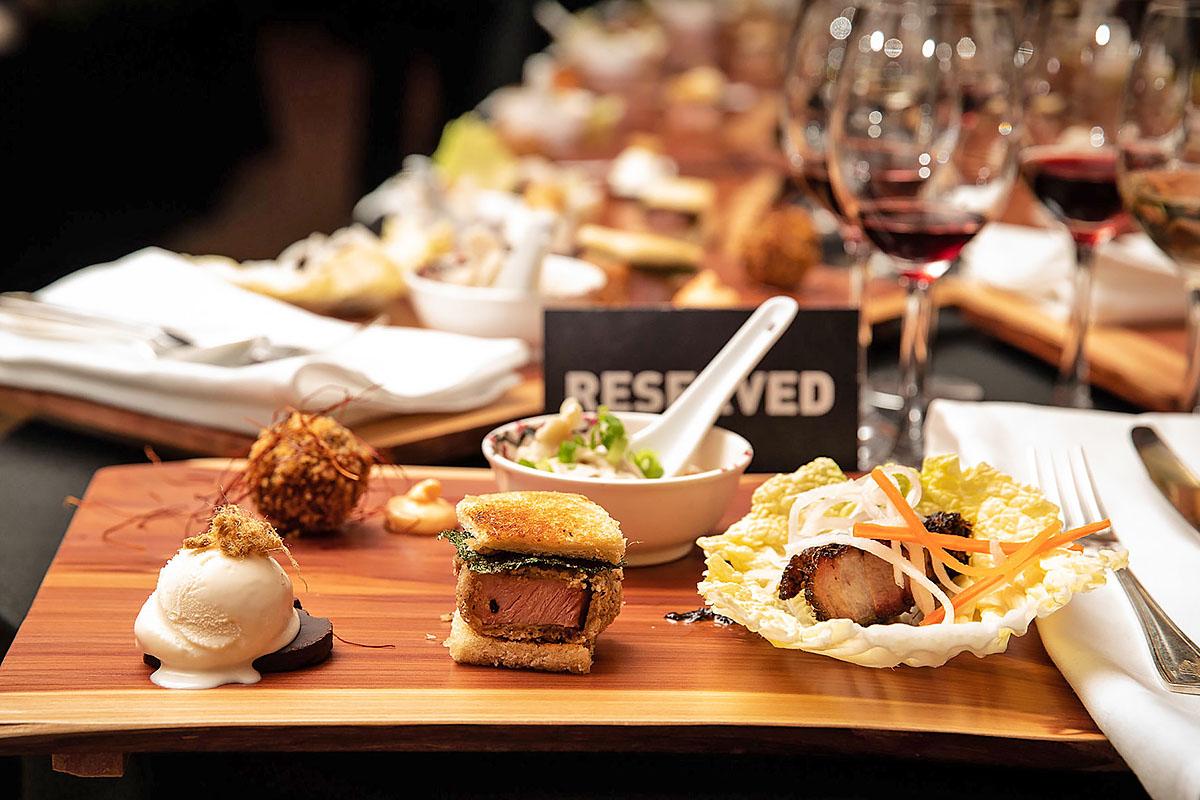 Cochon 555 2019 tasting