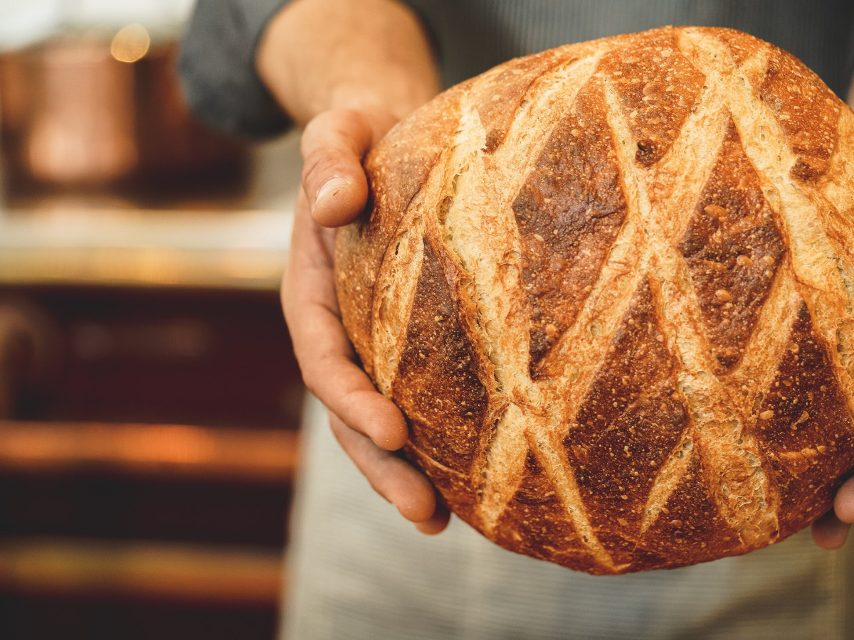Fresh Country Sourdough by Bread Man Bakery