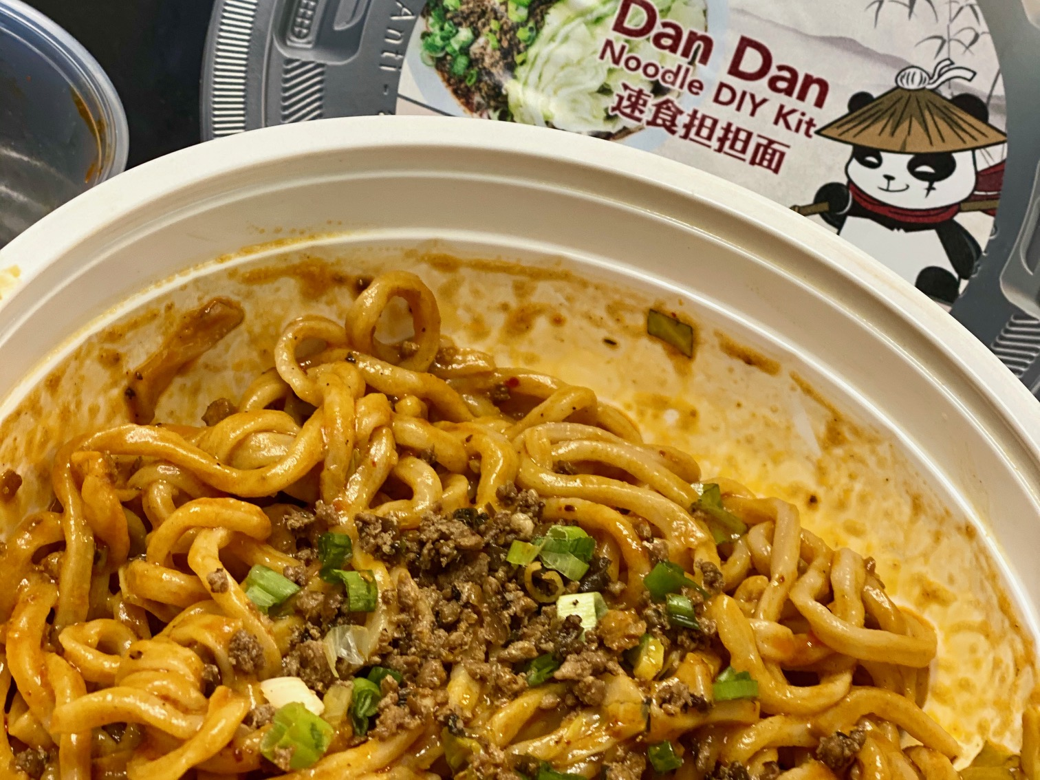 DIY Dan Dan Noodles at Mala Sichuan