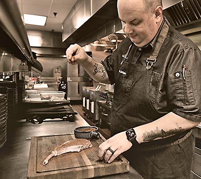 chef Carlos Rodriguez
