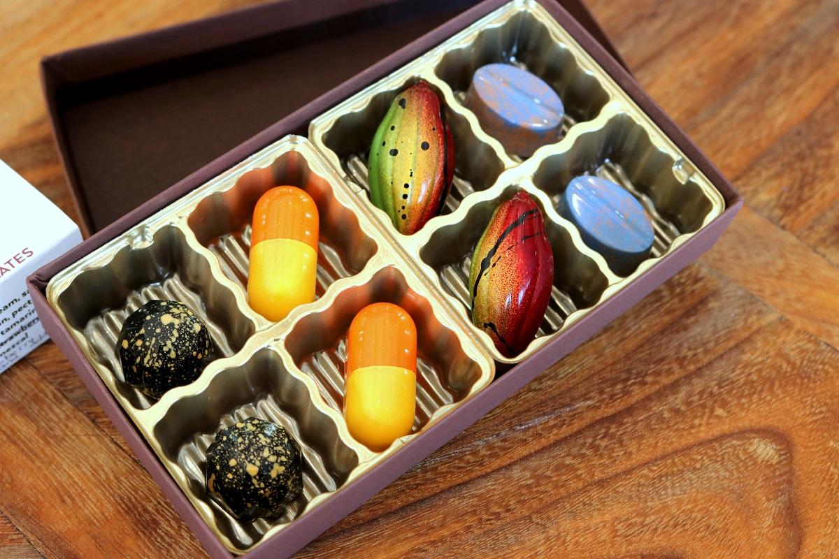Xochi chocolates
