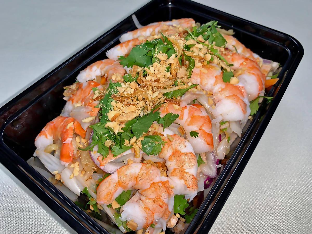 kim son simple dinner salad