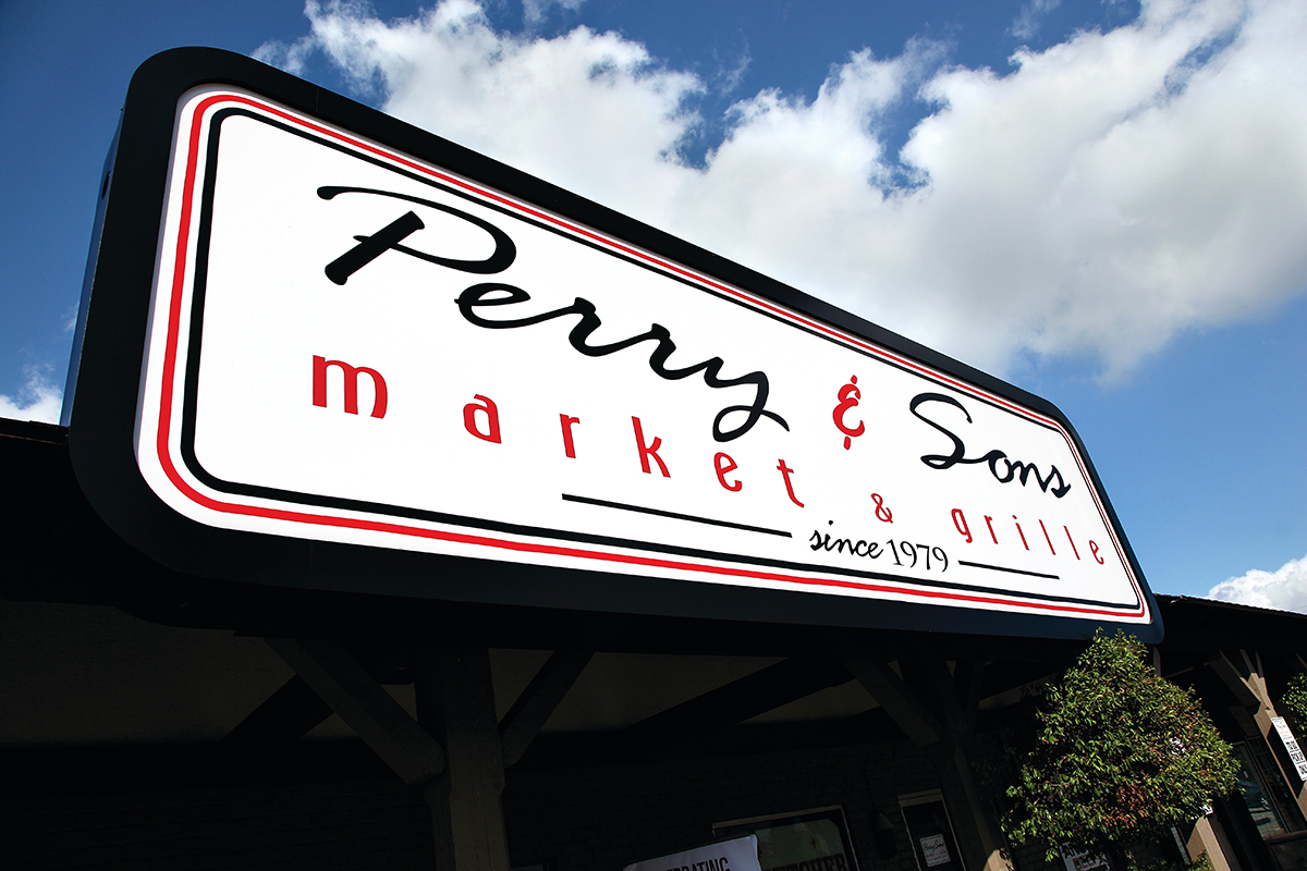 perry & sons sign friendswood