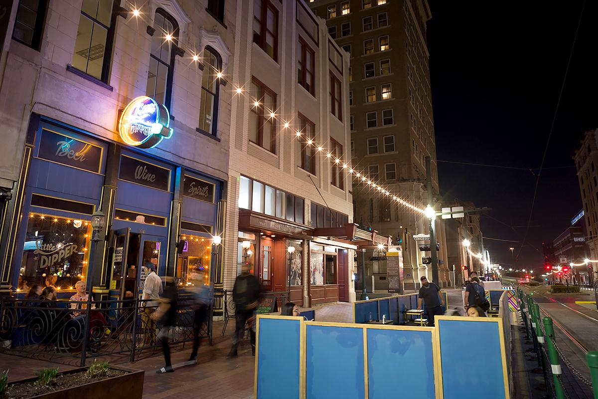 little dipper main street patio