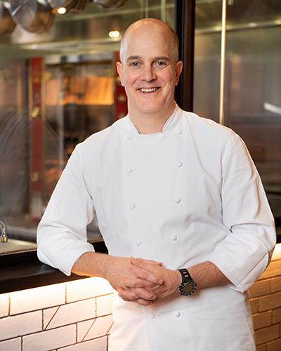 Chef Jonathan Benno