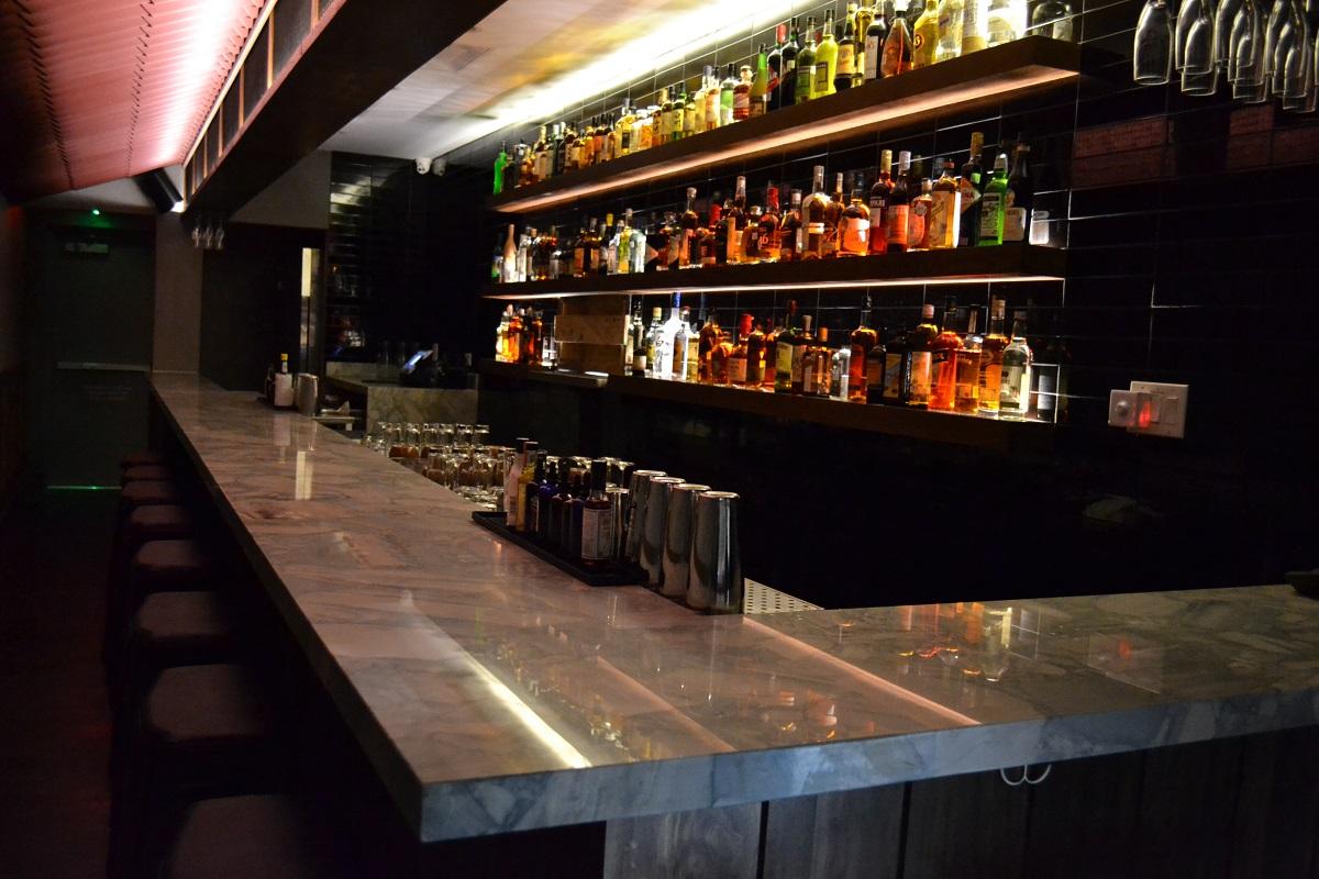 Kanpai Club bar