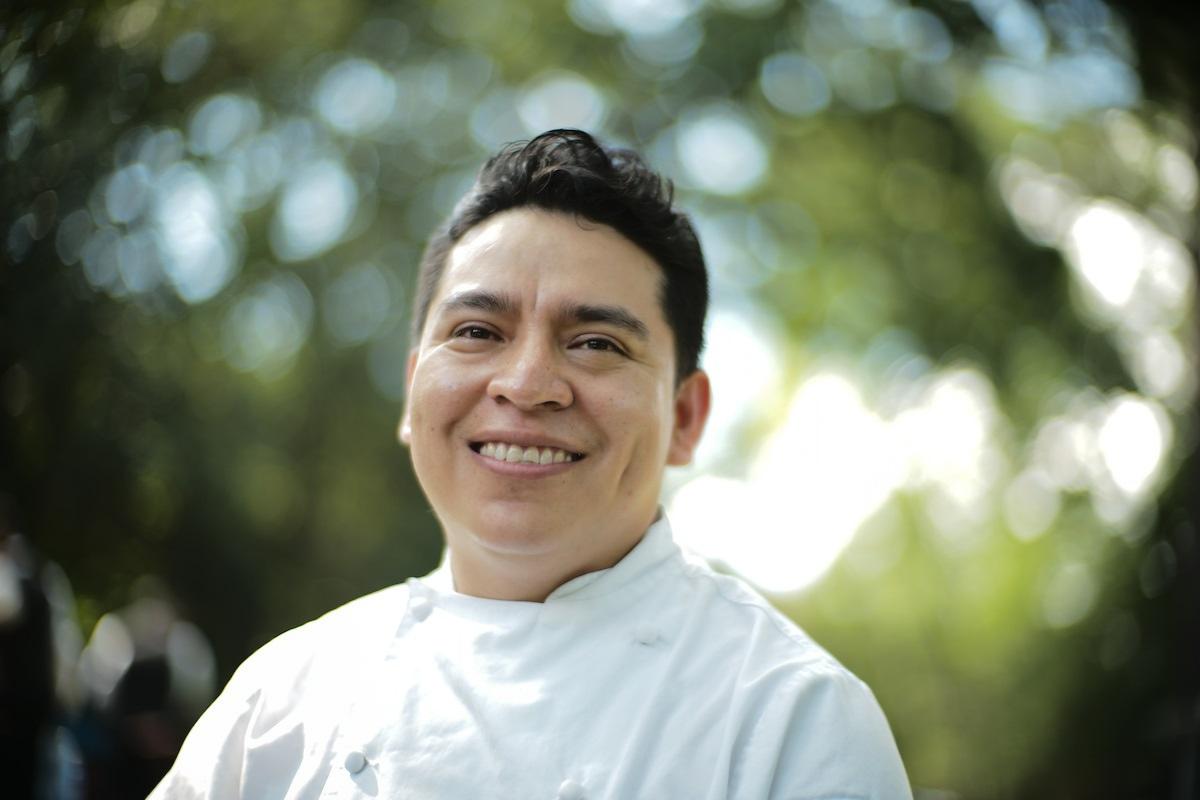 Chef Gonzalo Campos