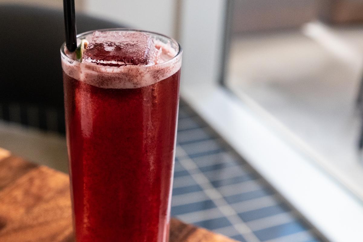 Tropical Veranda cocktail at The Nash