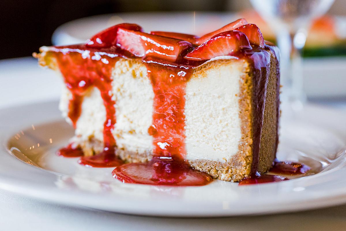 dario's cheesecake