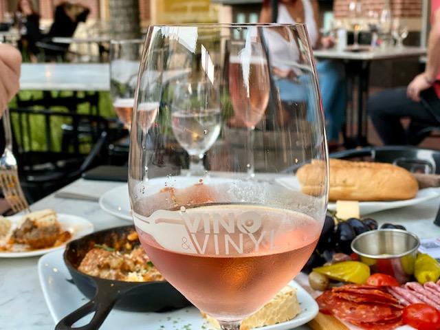 Vino & Vinyl in Sugar Land