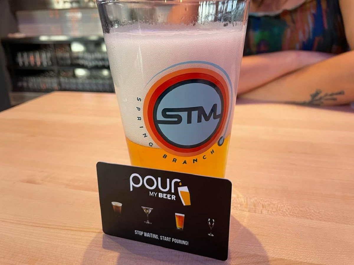 shoot the moon tap card and beer