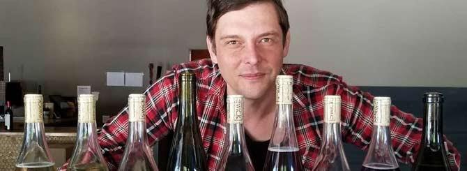 Winemaker Joe Swick