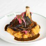 Lamb Shank Recado Negro at The Houstonian